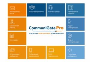 В экосистеме CommuniGate Pro появилось два новых продукта